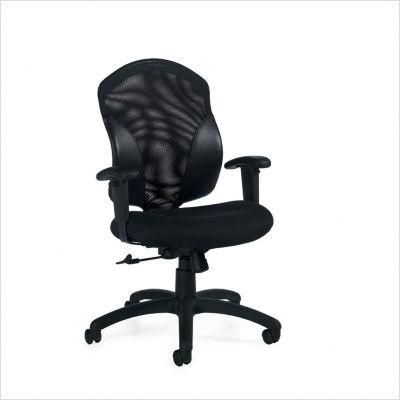 Global Tye Medium Back Tilter Chair 1951-4
