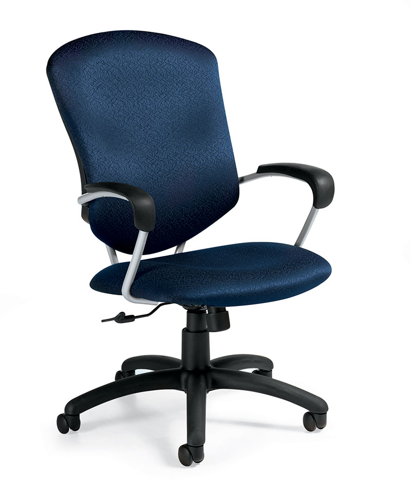 Global Supra High Back Tilter Chair 5330-4