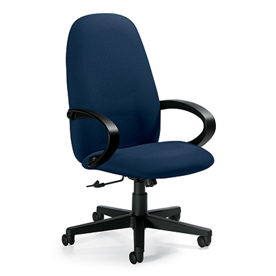 Global Enterprise High Back Tilter Chair 4560