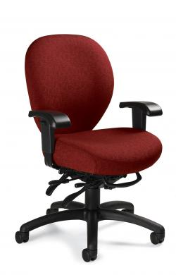 Global Mallorca Medium Back Tilter Chair 2781-3
