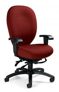 Global Mallorca High Back Tilter Chair 2780-3