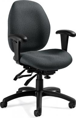 Global Malaga Low Back Multi Tilter Chair 3141-3