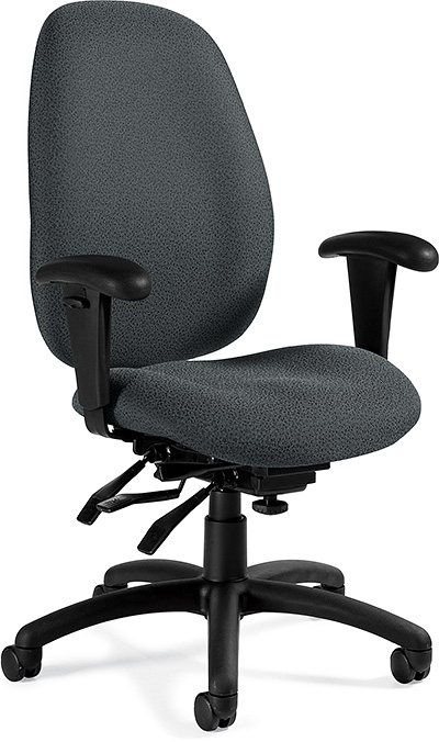 Global Malaga High Back Multi Tilter Chair 3140-3