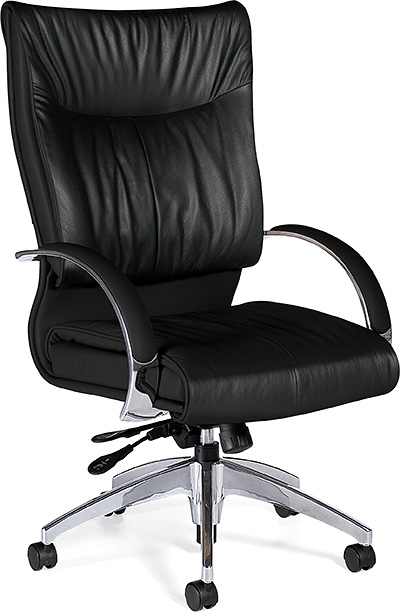 Global Sofcurve High Back Tilter Chair 4696LM-4