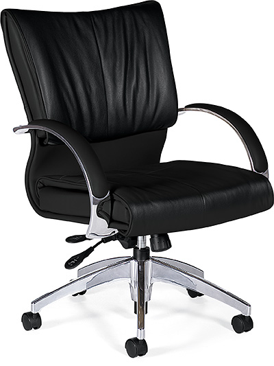 Global Sofcurve Medium Back Tilter Chair 4697LM-4
