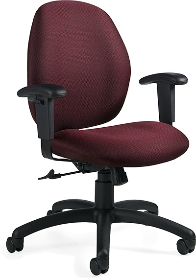 Global Graham Low Back Ergo Tilter Chair 3144