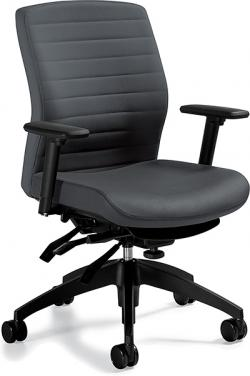 Global Aspen Medium Back Multi Tilter Chair 2852-3