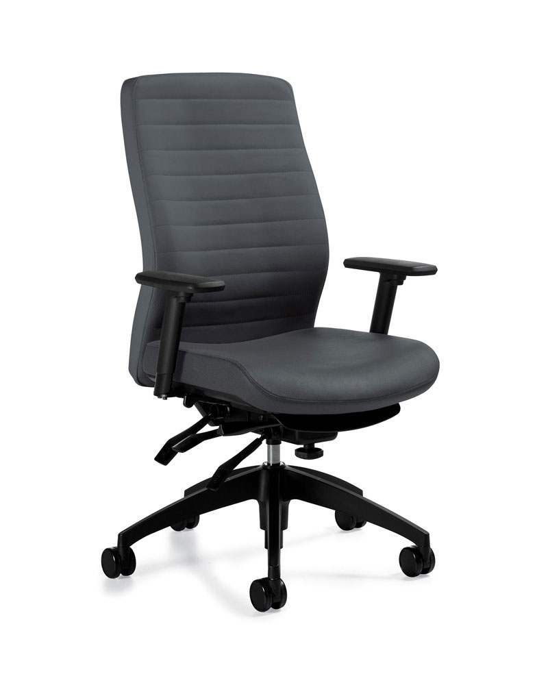 Global Aspen High Back Multi Tilter Chair 2851-3