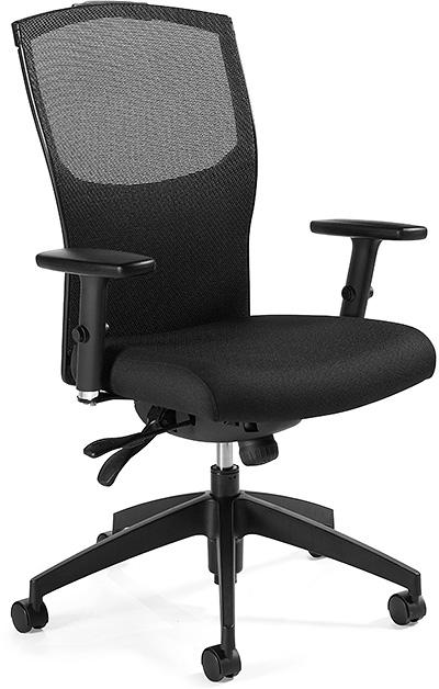 Global Alero Mesh Back Chair 1961-3