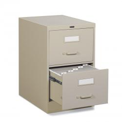 Global 2500 Series 25 inches Deep Vertical File Cabinet
