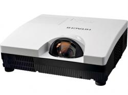 Hitachi CP-D31N Short Throw LCD Projector