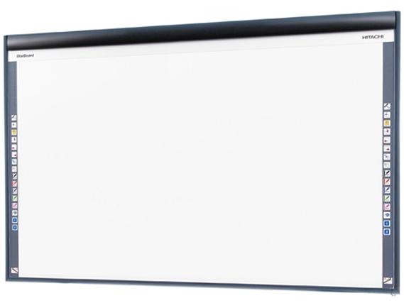 Hitachi Starboard Fx Duo 88w Interactive Whiteboard