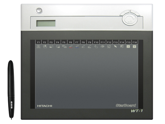Hitachi WT-1 Interactive Wireless Tablet