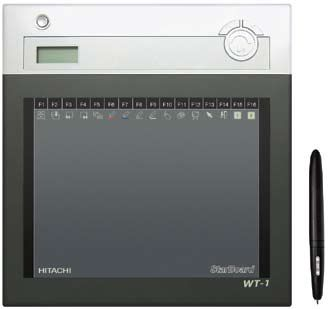 Hitachi WT-1 Wireless Tablet
