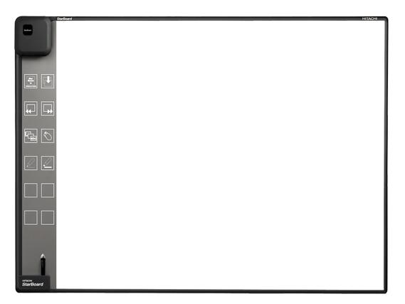 Hitachi Interactive Whiteboard FX-77 GII