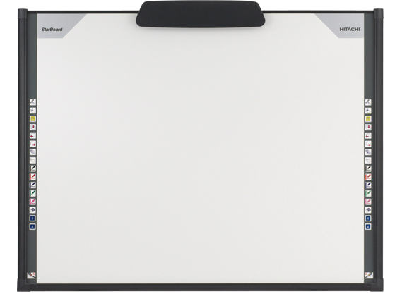 Hitachi Interactive Whiteboard FX-TRIO-77