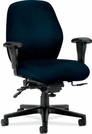 HON Mid Back High Performance Task Chair 7828