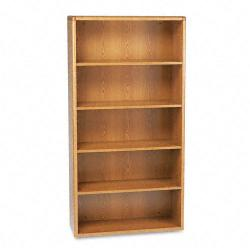 HON 10700 Series 5 Shelf Laminate Large Bookcase 10755