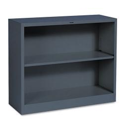 HON Small 2 Shelf Steel Bookcase S30ABC