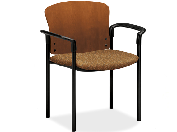 HON Pagoda 4091 Stack Chair