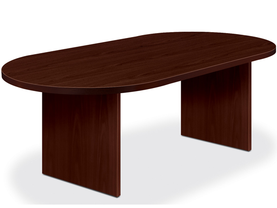 HON Series Inch Laminate Conference Table - Hon racetrack conference table
