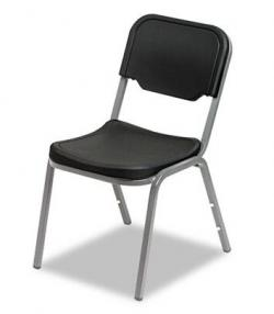 Iceberg Rough n Ready Stack Chairs 4 pack