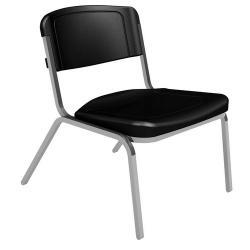 Iceberg Rough n Ready Big & Tall Stack Chair 4 pack