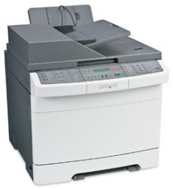 Lexmark X544n Multifunction Printer-Scanner-Copier-Fax