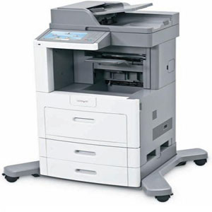 Lexmark XS658dfe Multifunction Printer-Scanner-Copier-Fax