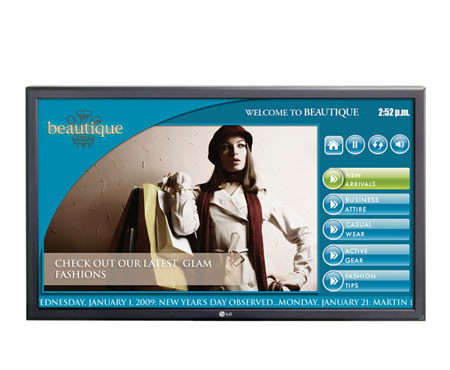 LG M4714T-BA 47in Touch Screen LCD Monitor