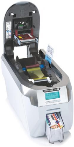 magicard rio pro professional single sided id card printer - Id Card Printer