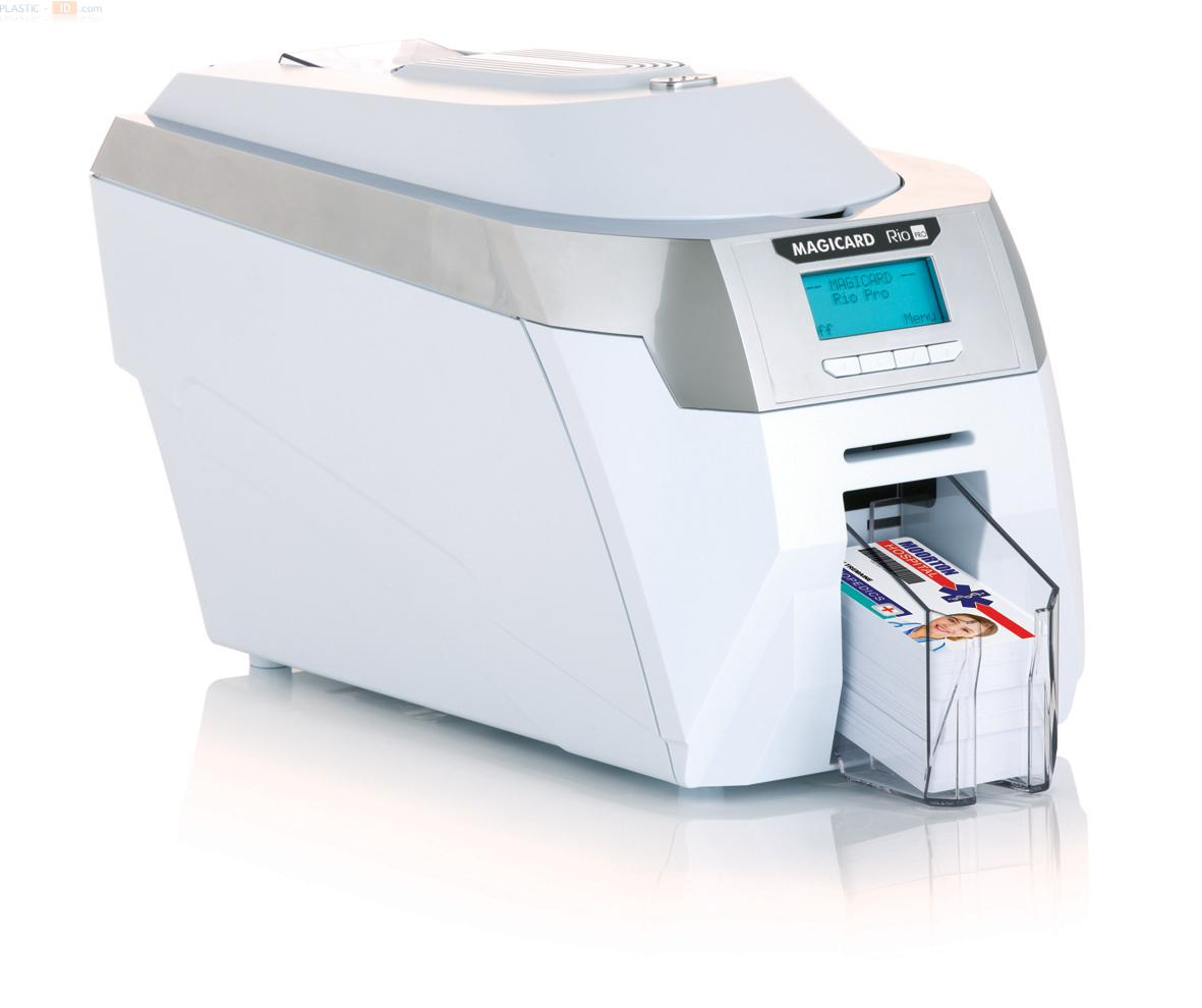 Rio Pro Professional single-sided ID Card Printer
