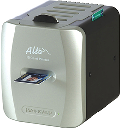 Magicard Alto Single Sided Card Printer