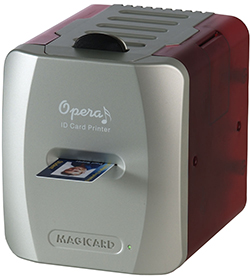 Magicard Opera 100 Single Sided Card Printer