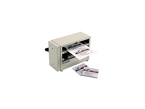 Martin Yale CDS200 CD Tray Slitter / Perforator  Business Card Slitter