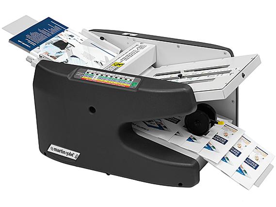 Martin Yale Intimus 2051 SmartFold Automatic Paper Folder