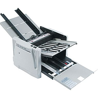 martin yale 1217a automatic paper folding machine