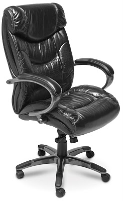 Mayline Ultimo 200 Executive High Back Chair UL250H