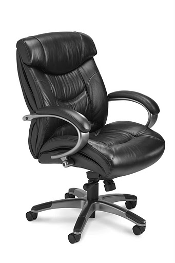 Mayline Ultimo 200 Executive Mid Back Chair UL230M