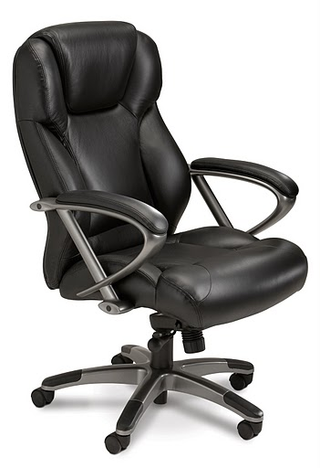 Mayline Ultimo 300 Executive High Back Chair UL350H