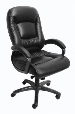 Mayline Ultimo 400 EZ-Assemble Deluxe High Back Executive Chair UL450HEZ