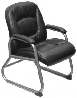 Mayline Ultimo 400 Series EZ-Assemble Guest Chair UL410GEZ