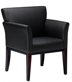 Mayline Mercado Wood Series Guest Chair VSC9