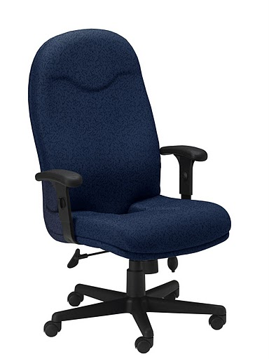 Mayline Comfort Executive High Back Chair 9413AG
