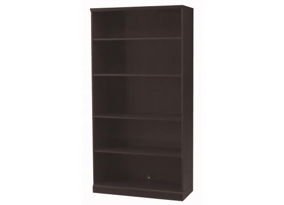 Mayline Sorrento 5-Shelf Bookcase - SB5