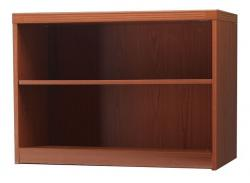 Mayline Aberdeen Two Shelf Bookcase AB2S36
