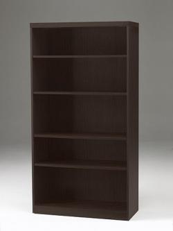 Mayline Aberdeen Five Shelf Bookcase AB5S36