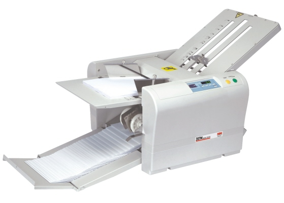 407A automatic tabletop folder