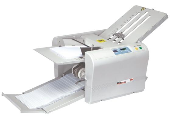 407A automatic tabletop folder