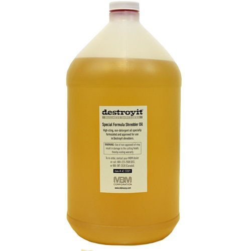 Destroyit  1Gallon Oil Bottles